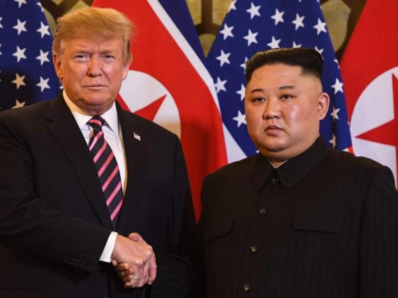 Trump revela disculpa de Kim