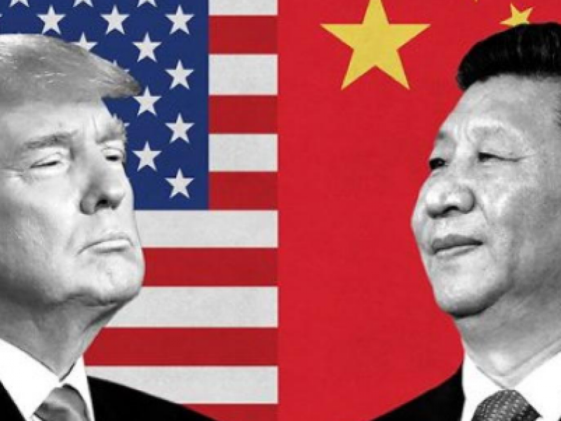 Trump se enoja con China por no advertir a tiempo