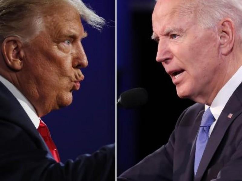 Trump vs Biden: ¿Qué discutieron en el último debate?