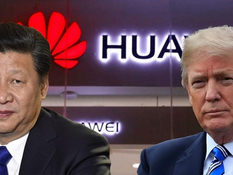 Trump vs Huawei: sanciones contra el gigante chino