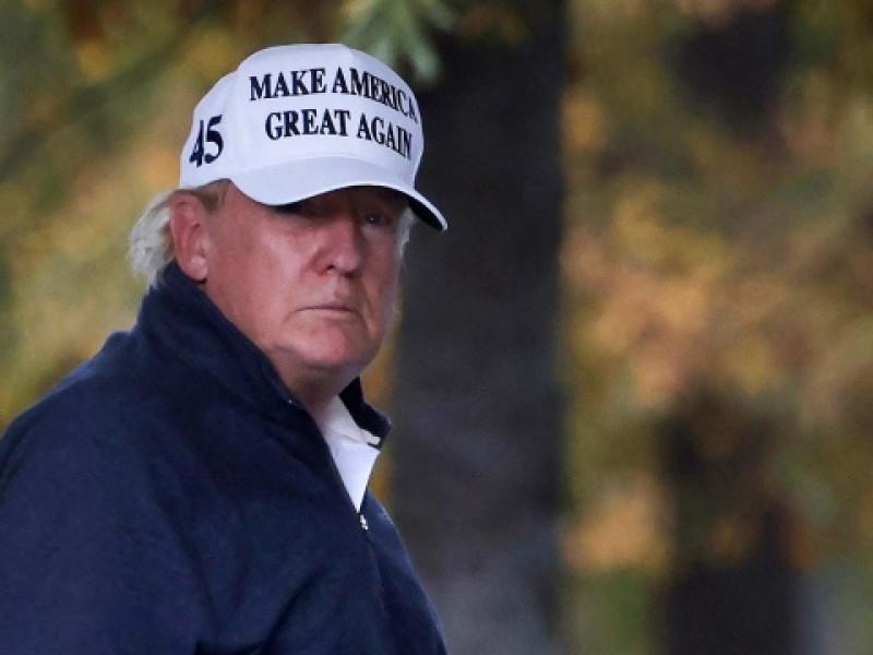 Trump vuelve a la Casa Blanca tras resultados en elecciones