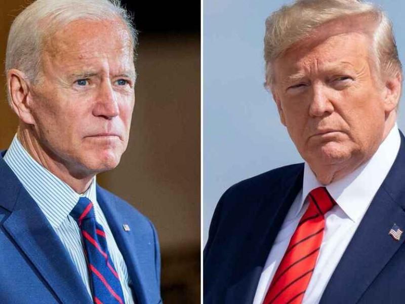 Trump y Biden se culpan de fomentar violencia en EU