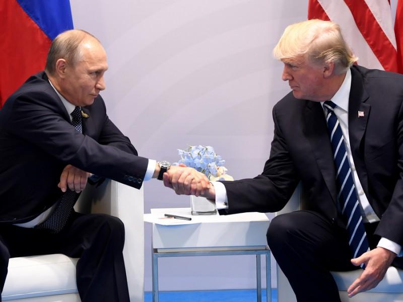 Trump y Putin se reunirán en Finlandia