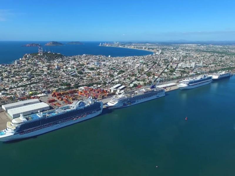 Turismo de cruceros previsto para Septiembre