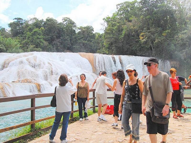 Turismo en Chiapas en picada