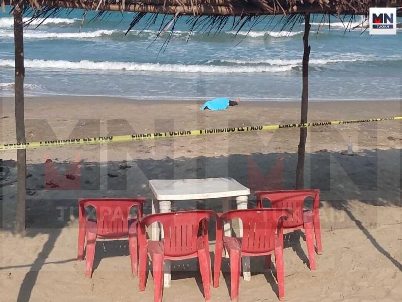 Turista muere ahogado en las playas de Tuxpan