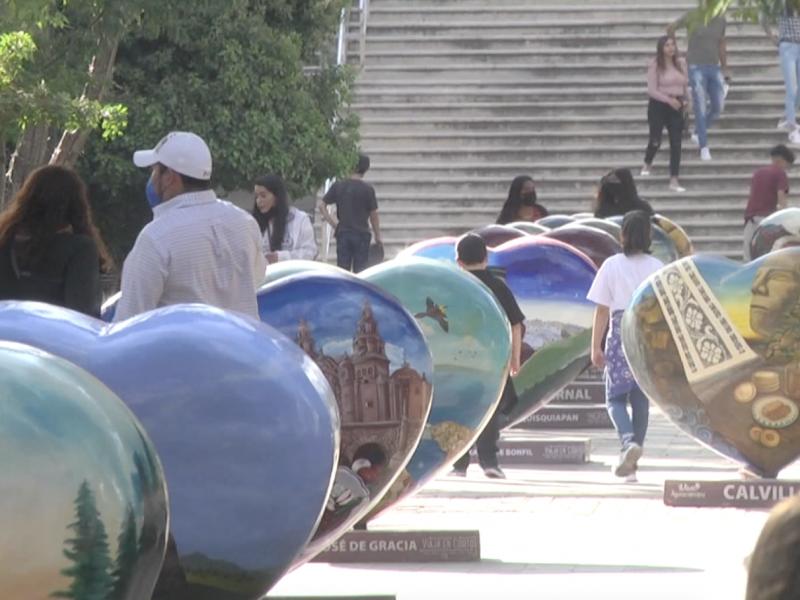 Turistas arriban a Zacatecas por semáforo amarillo
