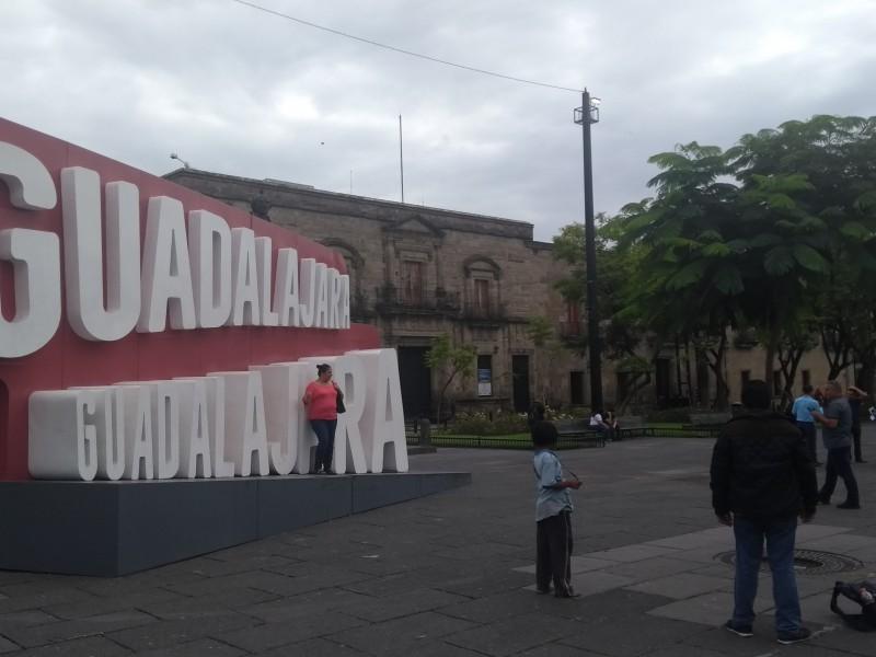 Turistas disfrutan de Guadalajara en estas vacaciones