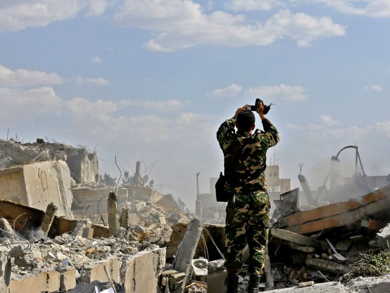 Turquía bombardea posiciones de milicias kurdas en Siria