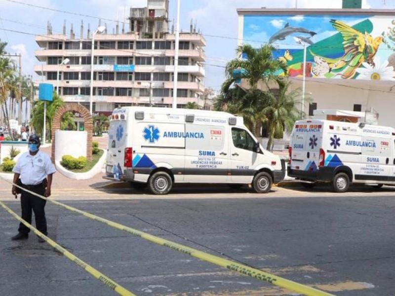 Tuxpan registra 197 muertes por Covid