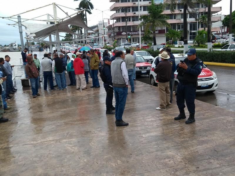 Tuxpan se suma a paro estatal