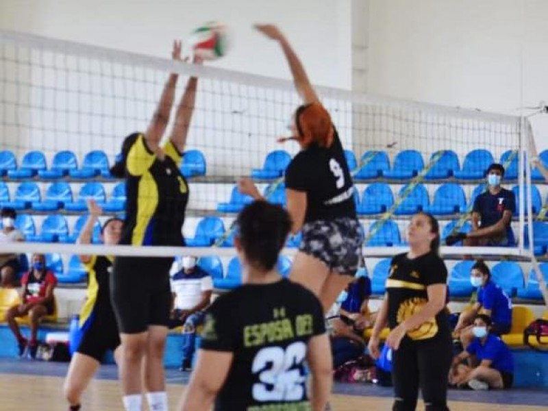 Tuxpan sede de torneo de Voleibol