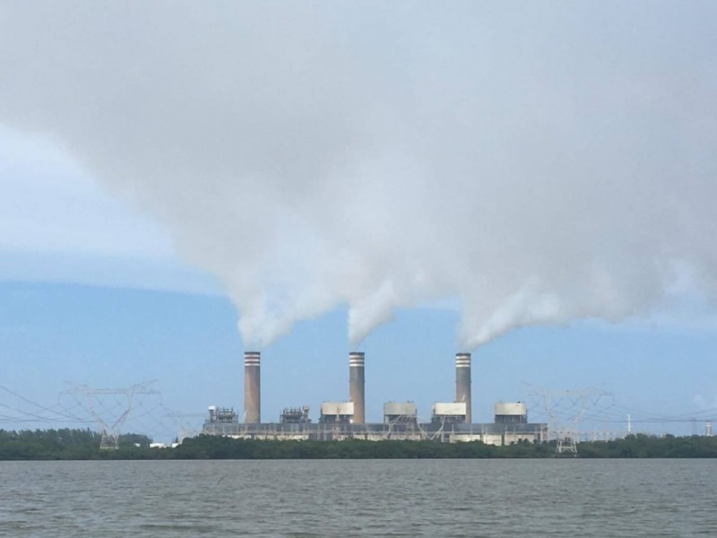 Tuxpan zona energética sin herramientas para enfrentar contaminación
