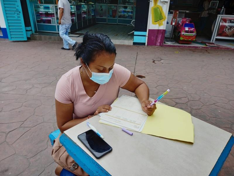 Tuxpeños sufren por desempleo