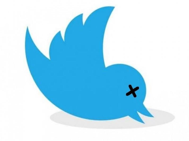 Twitter presenta fallas y se cae