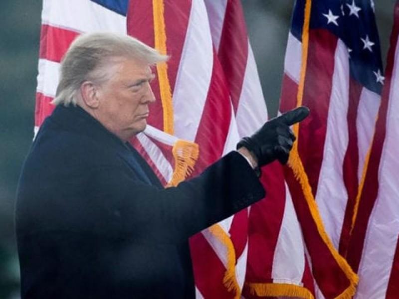 Twitter suspende cuenta de Donald Trump por 12 horas