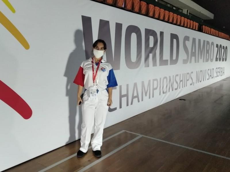 UAQ presente en el Campeonato Mundial de Sambo, en Serbia