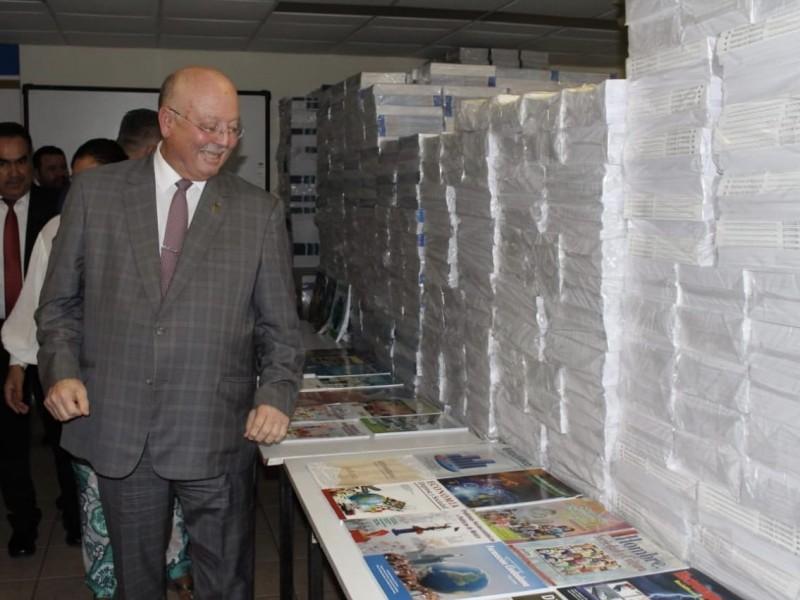 UAS pone libros de bachillerato en versión digitalizada
