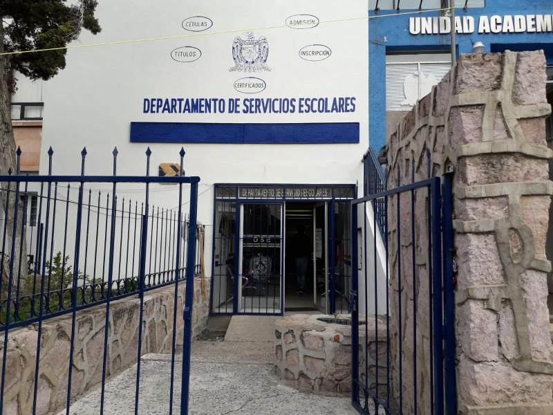 UAZ recibirá más de 13 mil nuevos estudiantes