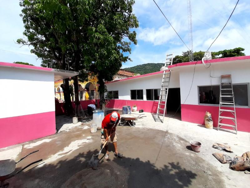 UBR de Mixtequilla al 95%, esperan entrega oficial de unidad