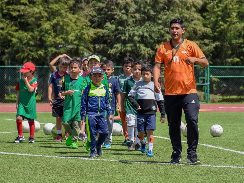 UDLAP, formando estrellas del fútbol del futuro