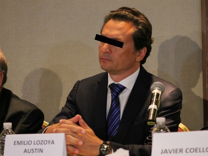 UIF denuncia a Emilio Lozoya ante la FGR