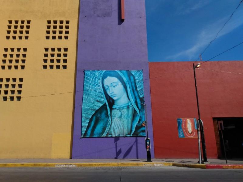 Ultiman detalles para festejos a Virgen de Guadalupe