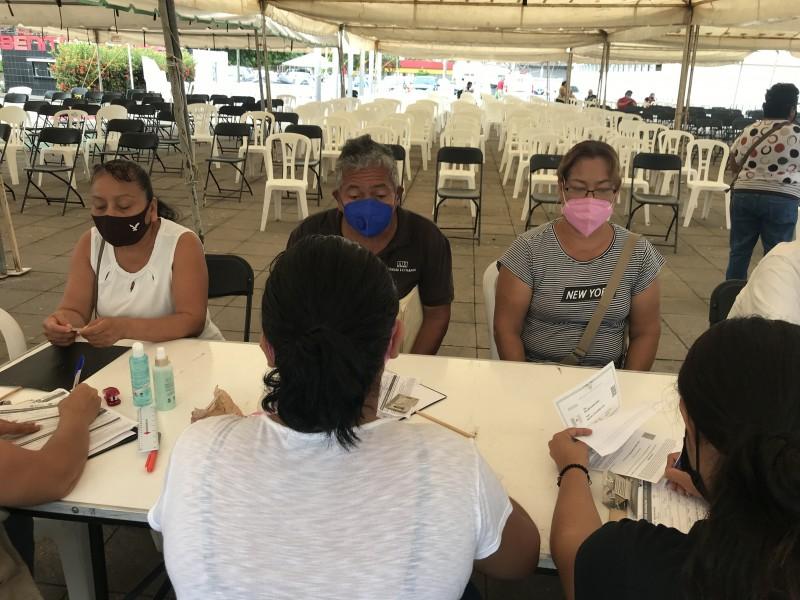 Último día de segunda dosis para 50-59 años en Veracruz