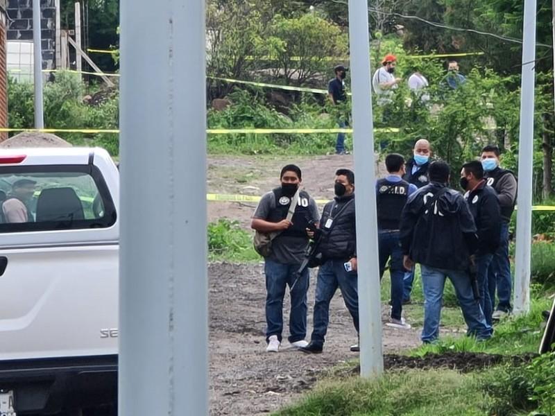 Un agente PID herido y un agresor muerto en enfrentamiento