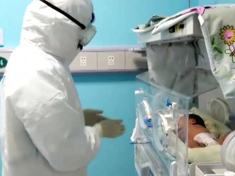 Un bebé entre los 71 nuevos casos Covid-19 en Colima