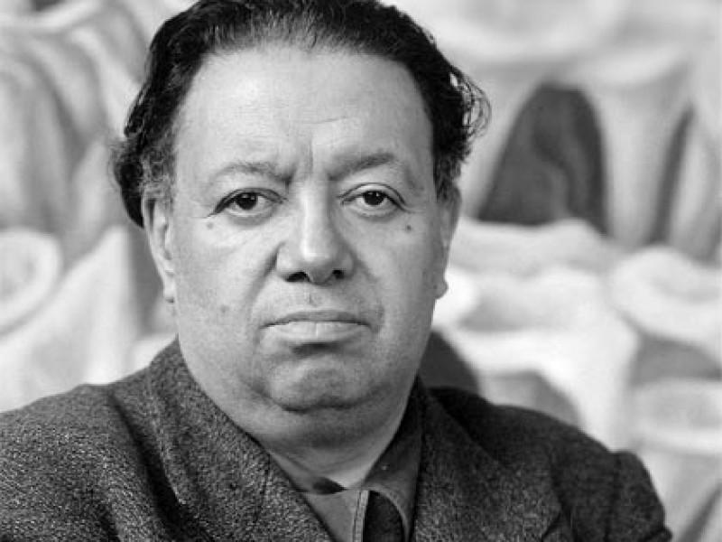 Un día como hoy murió Diego Rivera