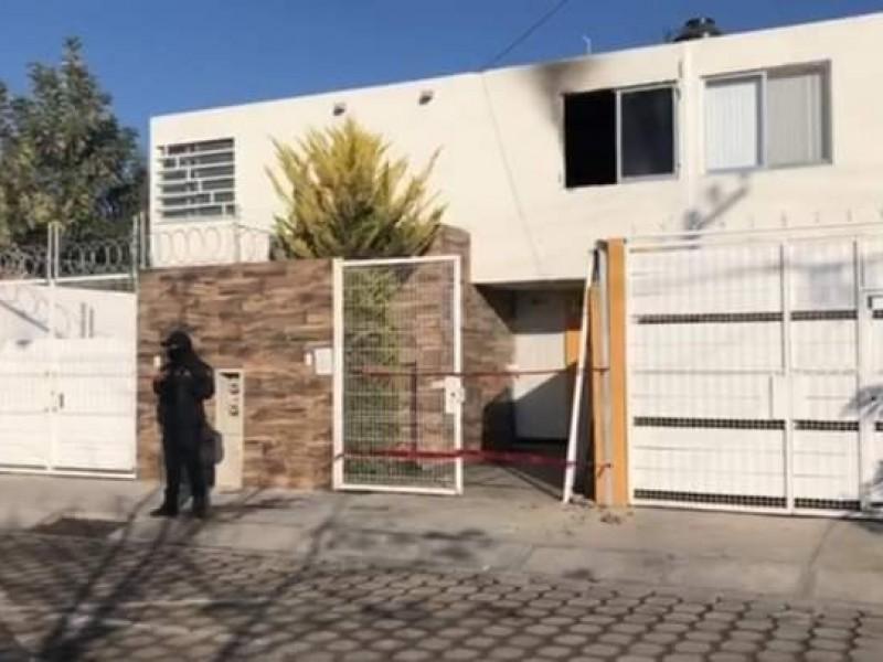 Un hombre muere calcinado durante incendio en su casa