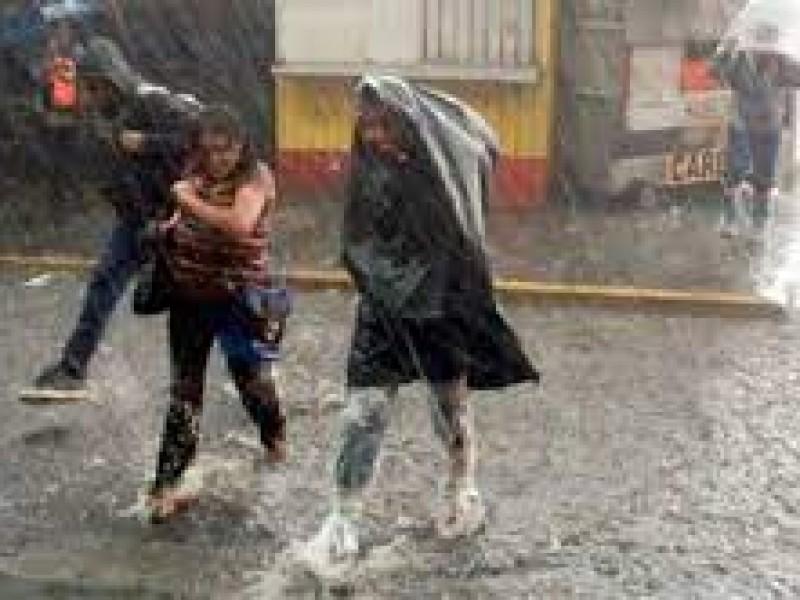 un millón 766 mil personas vulnerables en temporada de lluvias