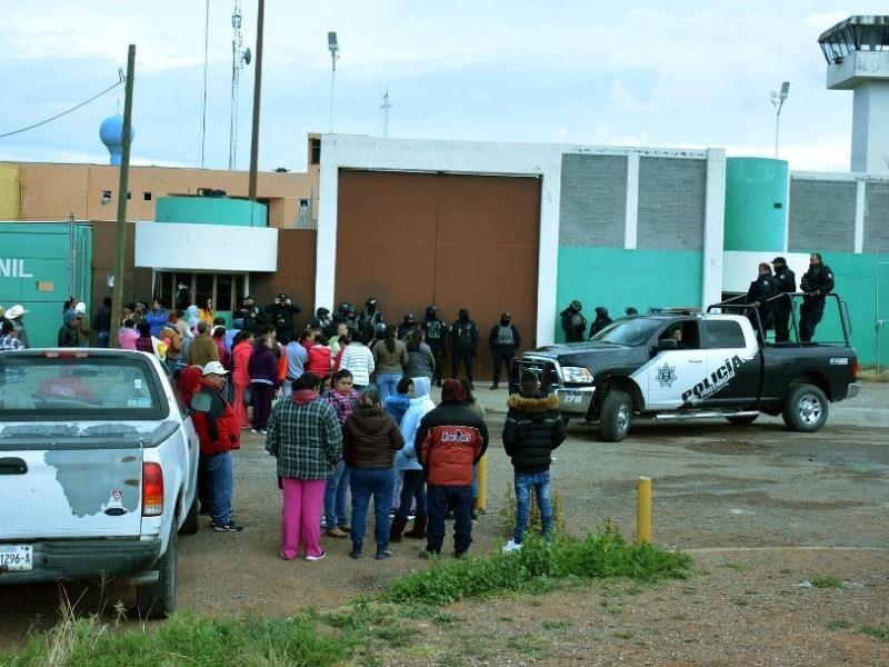 Un muerto por riña en penal de Zacatecas