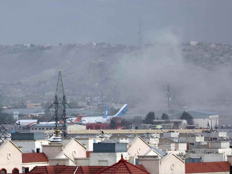 Un muerto tras explosión cerca del aeropuerto de Kabul