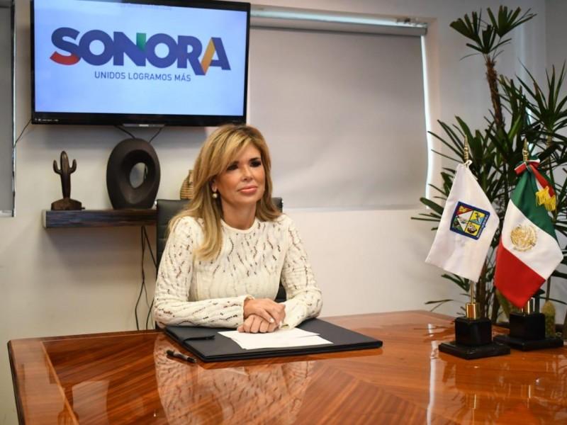 Un Sonora líder, con orden en cinco años: Claudia Pavlovich