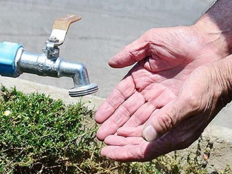 Un sufrimiento la falta de agua, señalan lerdenes
