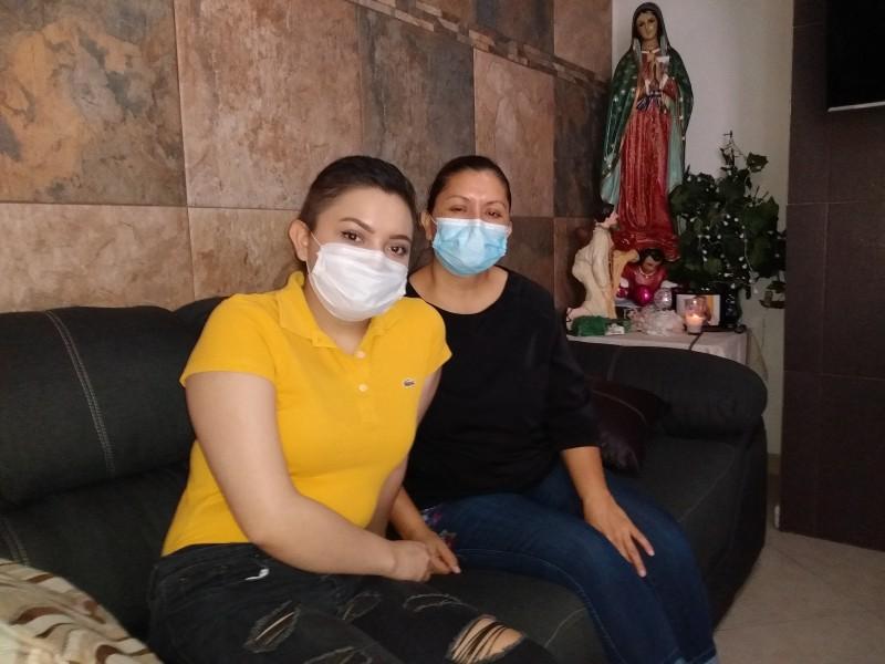 Una gripa, hizo que Michell Paul supiera de su cáncer