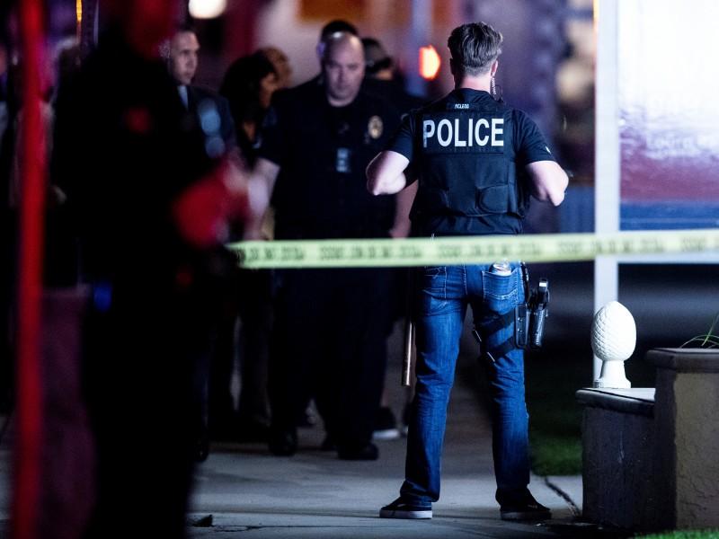Una mujer muerta y 14 heridos deja tiroteo en EE.UU