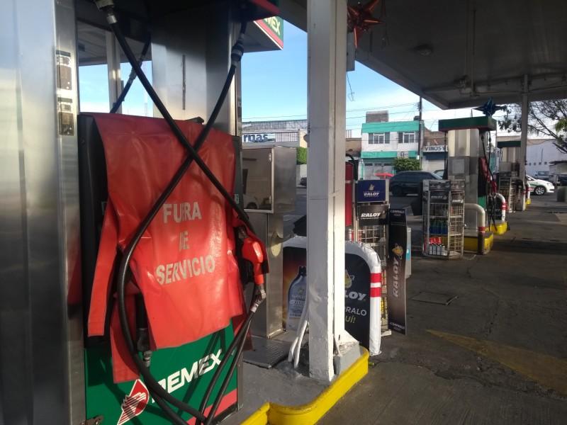 Una odisea conseguir gasolina en ZMG