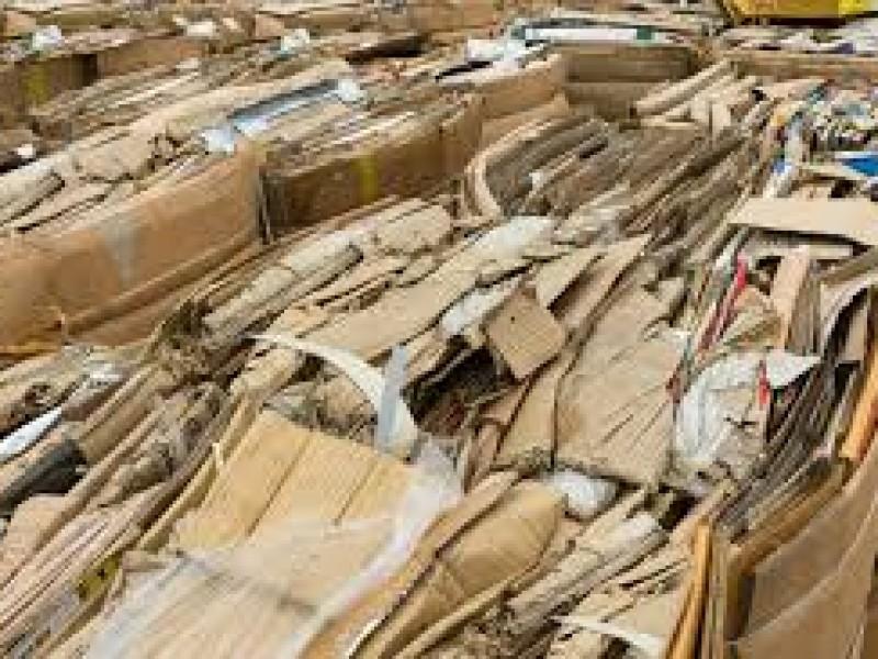 Una tonelada de reciclaje salva 17 arboles