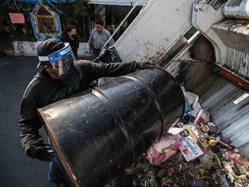 UNAM advierte problemas de desechos por Covid 19