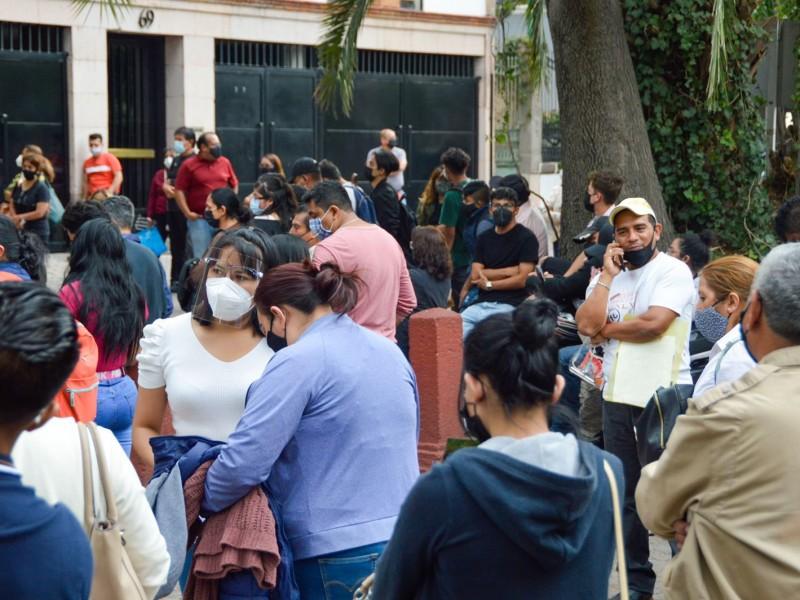 UNAM aplica examen de ingreso a licenciatura