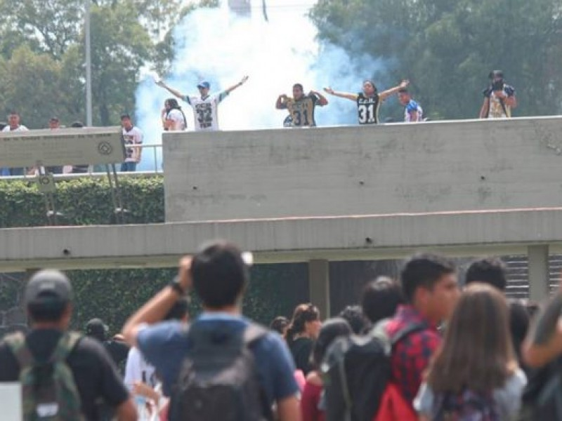 UNAM denunciará a quienes atacaron asamblea del CCH