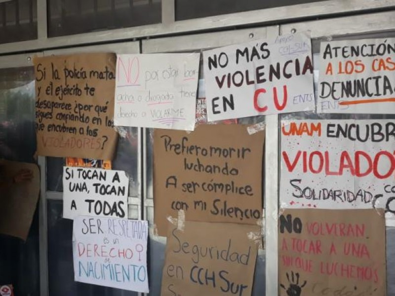 UNAM, envuelta en escándalos de acoso sexual