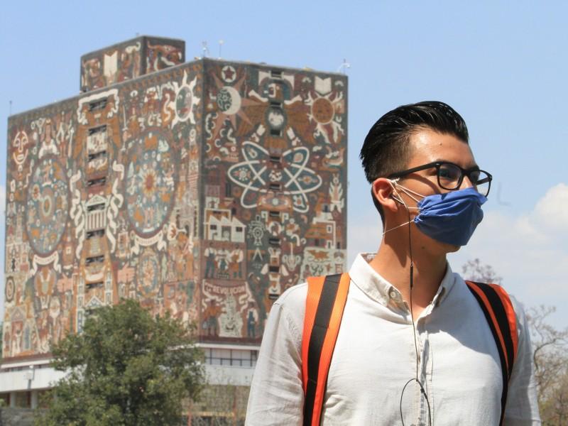UNAM extiende suspensión de actividades presenciales hasta enero