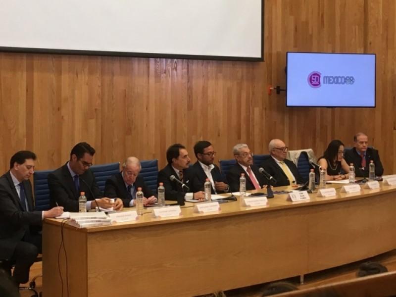 UNAM organiza mesa redonda por Juegos Olímpicos 1968