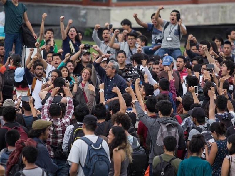 UNAM: Terminan paro 17 facultades y escuelas