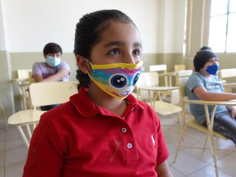 Unicef insta a priorizar el regreso de niños a escuelas