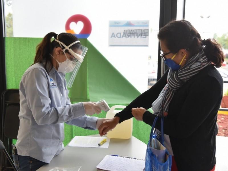 Unidad básica de Corregidora atiende ya a pacientes
